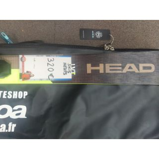 Head V4 + Fixations 156cm