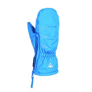 Lhotse Trompette Moufles Bleu Enfant