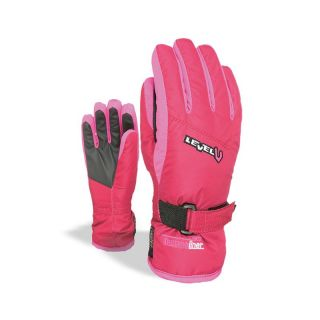 Level gant junior Fuschia