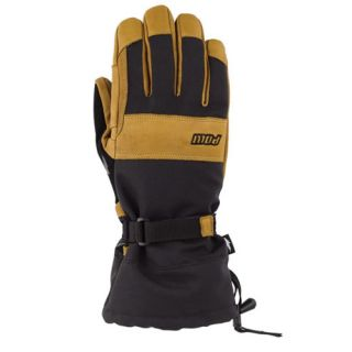 Pow august long gauntlet glove buckhor nb