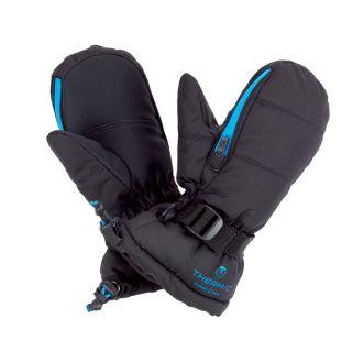 Therm-ic warm gloves blue junior Moufles Junior avec Chaufferettes