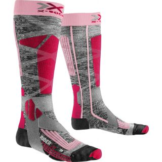 SIDAS ski rider lady 4.0 gris/rose