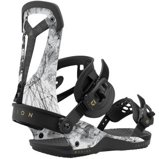 UNION bindings falcor arctic white