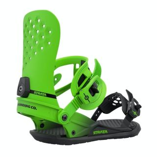 UNION bindings strata acid green