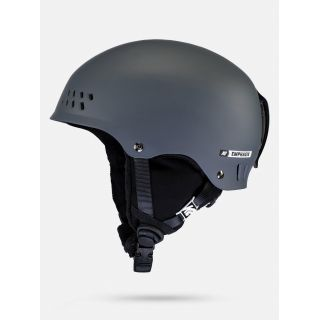 K2 Emphasis matte pearl charcoal Casque