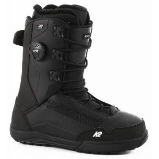 K2 Darko Black Boots 2021