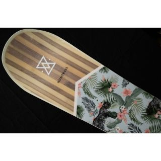 EASY HUNTRESS SNOWBOARD 2020