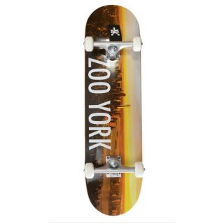 Zoo York COMPLETE 7.5 SUNRISE MULTI skateboard