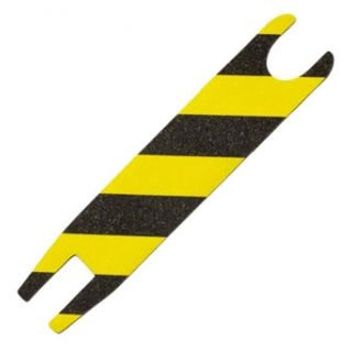 Blazer Pro Accessoire De Trottinette Scooter Griptape  Yellow / Black stripe