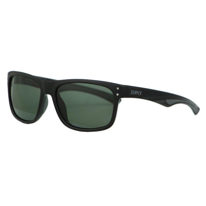 Aphex Cosmos / Sunglasses matt black frame full black
