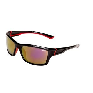 Sinner CAYO / BLACK/RED / PC SMOKE RED MIRROR