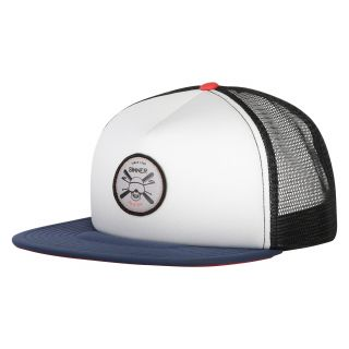 Sinner SNAPBACK / CAP SKULL BADGE / WHITE