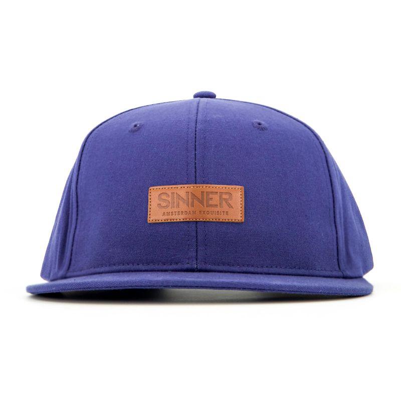 Sinner CAP SINNER AMS EXQ. /BLUE/ STRAPBACK