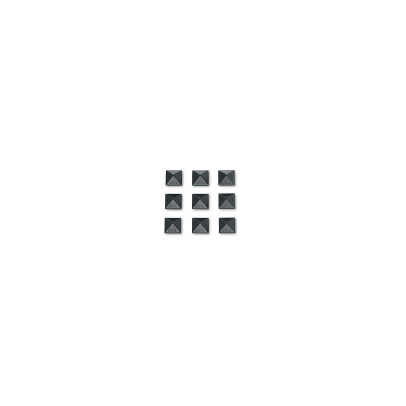 Dakine PYRAMID STUDS BLACK pad