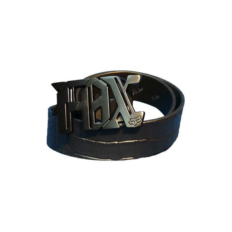 ENDANGERED SPECIES BELT BLACK