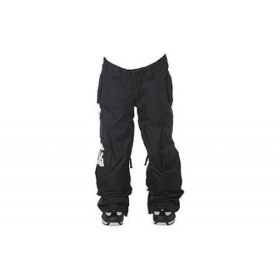 Banshee Kids 5k Outerwear Pant Black
