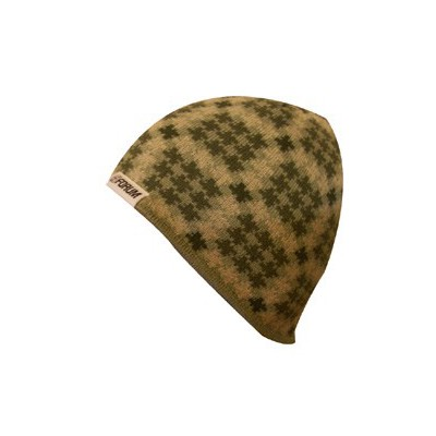Houndstooth Beanie Large
