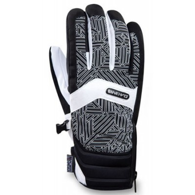 Omega Glove Black / White Mainframe