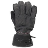 GLOVE contessa black lady