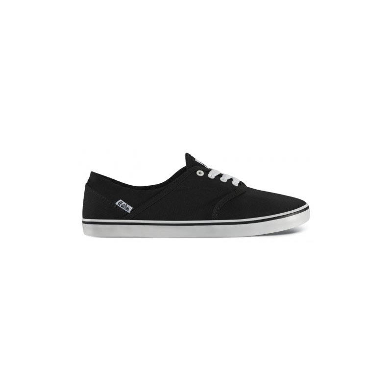 ETNIES CAPRICE SHOE LADY BLACK / PLAID
