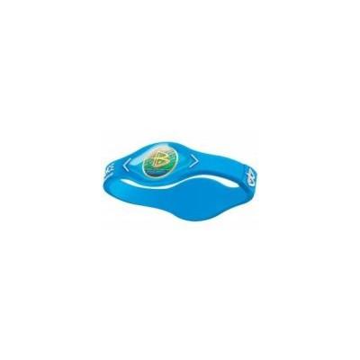 Bracelet Silicone Aqua Avec Lettre Blanche Avec Hologramme