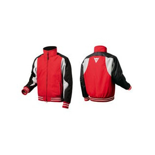 Dainese veste technique junior CARVER JACKET JUNIOR FIERY RED / BLACK