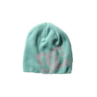 Dc Shoes Bonnet Simple Bigstar Acrylic Beanie Lady Poolgreen