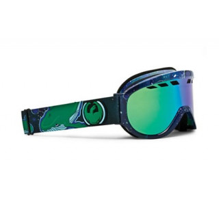 Dragon masque homme D1 XT JAMIE LYNN  / GREEN IONIZED + ROSE REP LENS