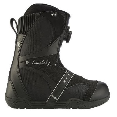 Haven W Femme Black Botte Snowboard K2