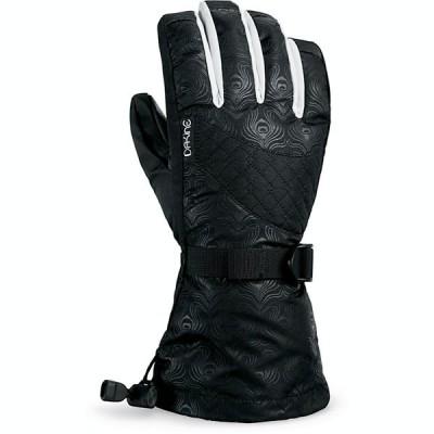 Dakine Ski Glove Lynx Lady Black Emboss