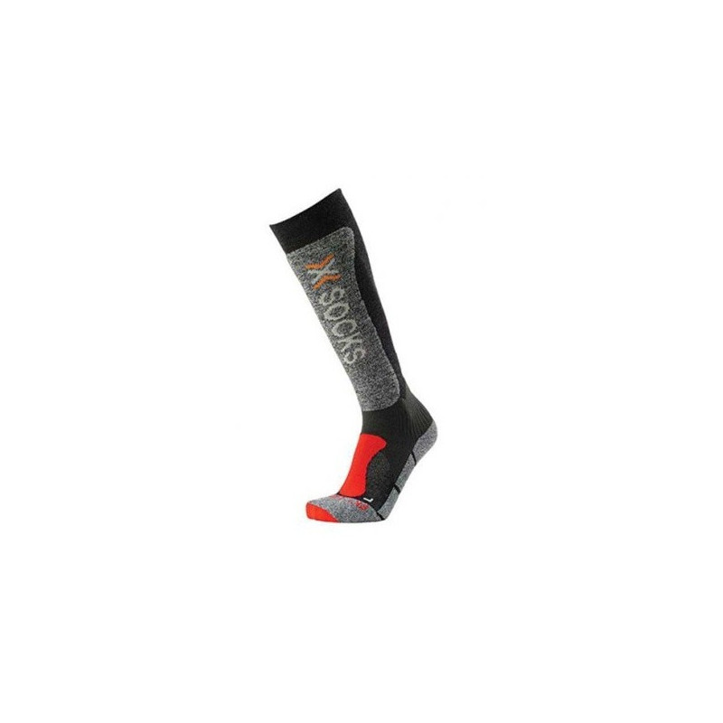 Skiing Light Anthracite / Rouge
