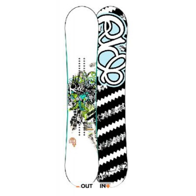 Ride Planche De Snowboard Women Fever Lady 150 Cm