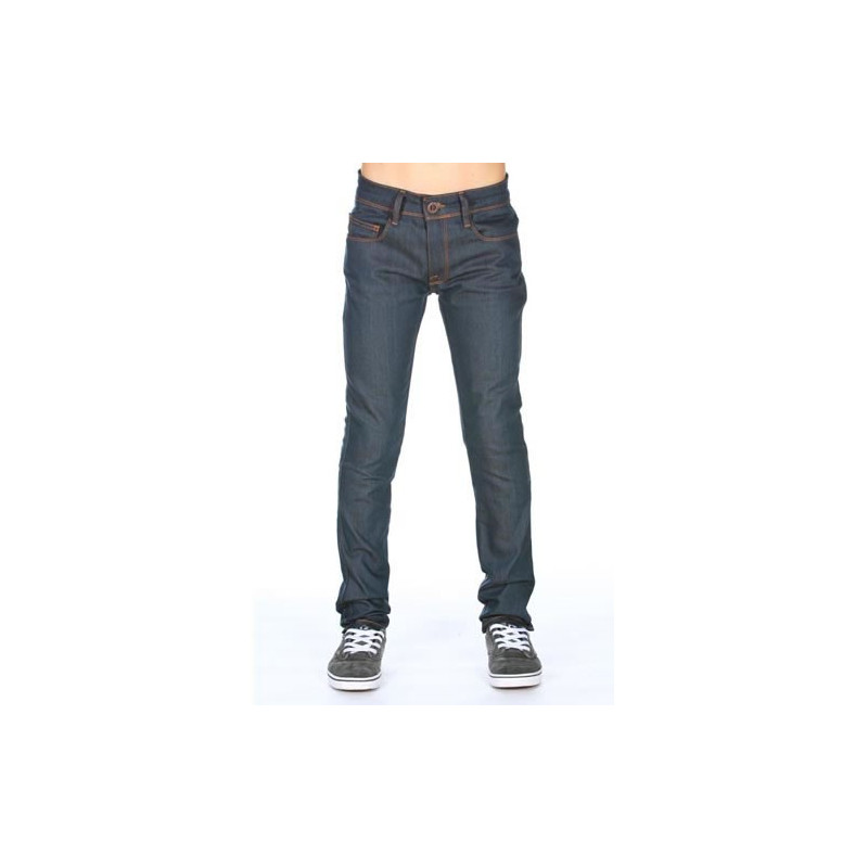 Volcom pantalon enfant CHILI CHOCKER OLIVE BLUE