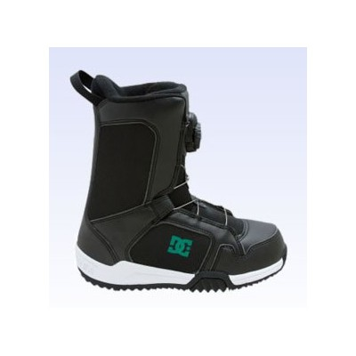 Dc Shoes Bottes De Snowboard Scout Youth Boa Boot Black