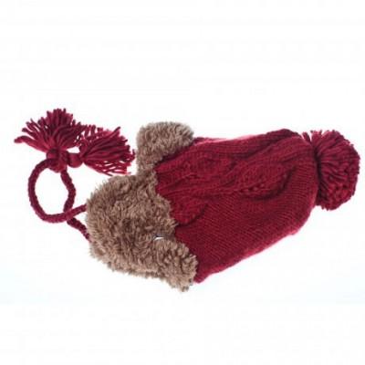 Volcom Bonnet Péruvien Jude Beanie Vintage Red
