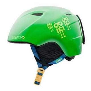 Giro casque SLINGSHOT 13 JUNIOR GREEN