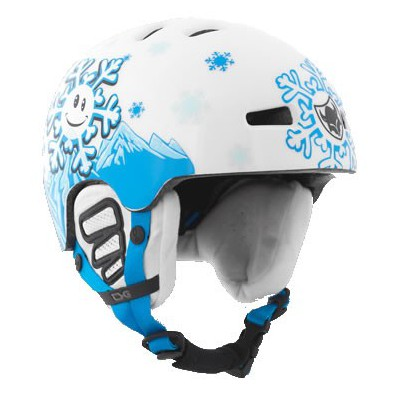 Tsg Casque Arctic Nipper Mini Junior Snowflake