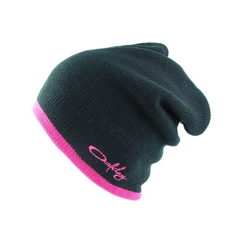 Oakley bonnet black / pink