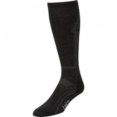 Teko Chaussettes Ski Pro Ultralight Charcoal Heather