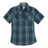 Volcom chemise enfant WHY FACTOR PLAID JUNIOR
