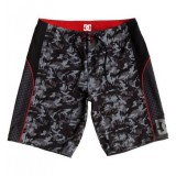 Dc shoes boardshort homme GOLDEN LOOM CAMO GREY