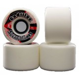 Madrid pack 4 roues longskate WHEEL CADILLAC sugar MAMAS white