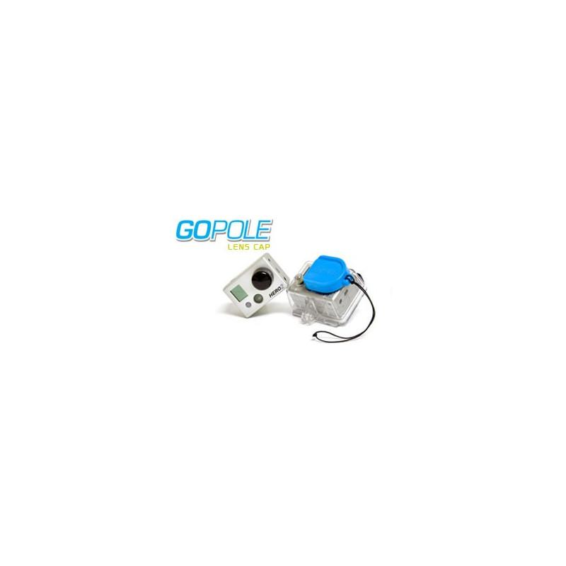 Gopole LENS CAP KIT PROTECTION LENTILLE pour caméra Gopro