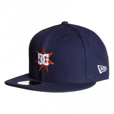 Dc Shoes Casquette New Erra Supergnar Dc Navy