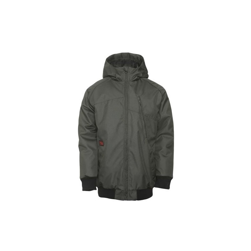 Volcom veste enfant HERNAN JACKET MIDNIGHT GREEN