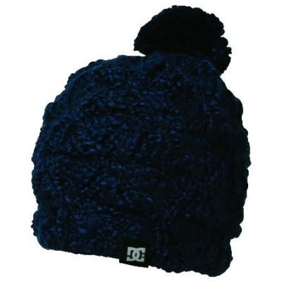 Dc Shoes Bonnet Pompon Tayce 14 Femme Dress Blue