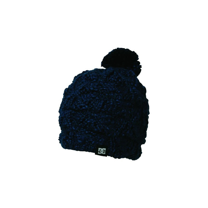 Dc shoes bonnet pompon TAYCE 14 FEMME DRESS BLUE