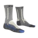 X-socks chaussettes femme TREKKING LIGHT LADY GRIS BLEU